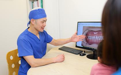 患者さんに合わせた予防歯科プログラム