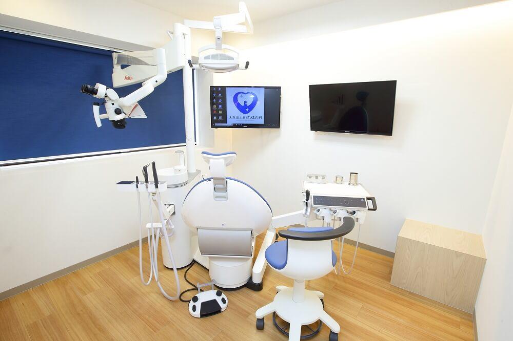 歯科外来診療環境体制の施設