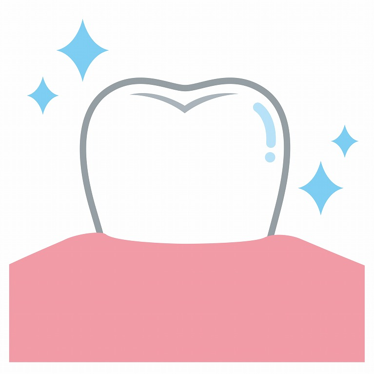 フッ素塗布で強い歯を作る
