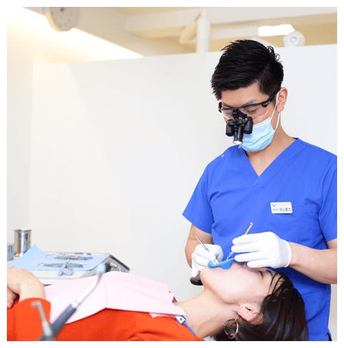 歯科医院での定期的なケア